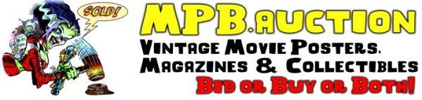 MPB.auction - Vintage Movie Posters - Bid or Buy
