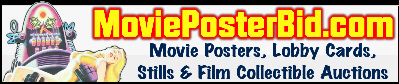 We Auction Movie Posters and More!